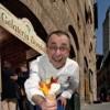 Mosca – Sergio Dondoli, Ambasciatore del gelato artigianale