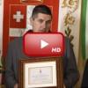 Mirano – Il Sindaco premia il gelatiere Mauro Crivellaro
