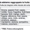Le percentuali di frutta necessarie per un ottimo sorbetto fresco