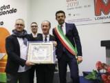 """Il """"Premio Mastri Gelatieri 2019"""" alla Famiglia Pomposi di Firenze"""