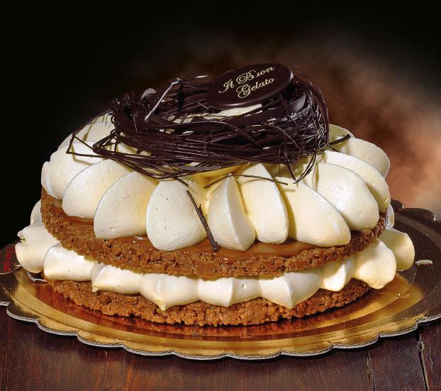 Vaniglia e caramello croccante