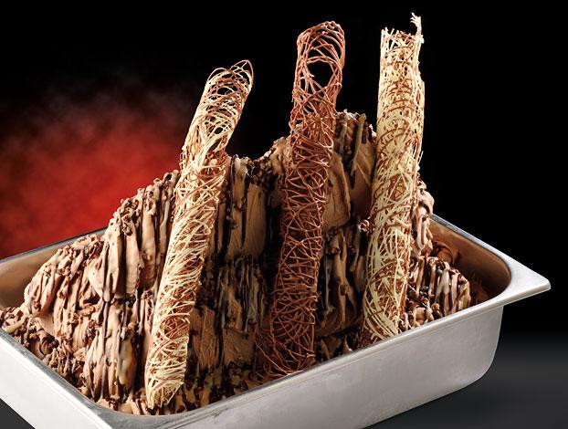 Vaschetta gelato Venere